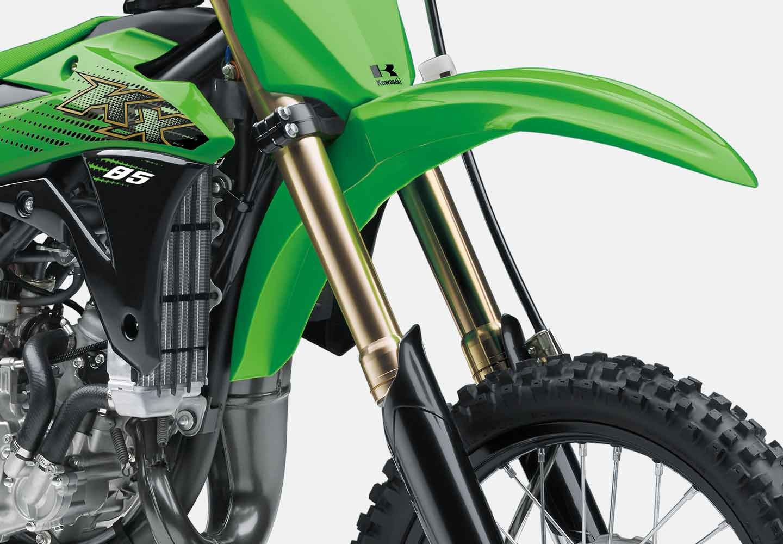 Astonishing Kawasaki Kx85 Motocross Motorcycle Confidence Inspiring Spiritservingveterans Wood Chair Design Ideas Spiritservingveteransorg