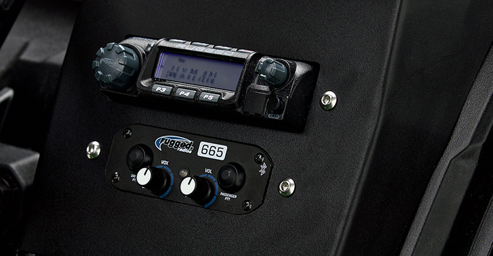 Rugged Radios Complete Communication System detail photo 1