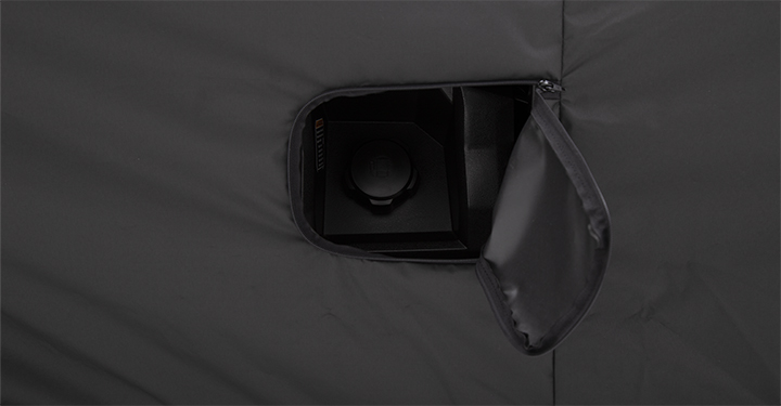 Towable Storage Cover detail photo 3
