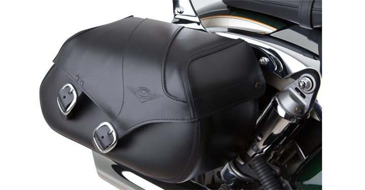 Saddlebag Set, Plain detail photo 1