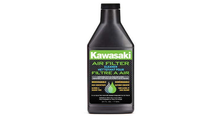 Kawasaki Biodegradable Air Filter Cleaner, 24 oz detail photo 1