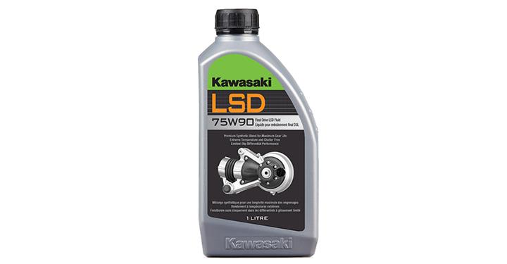 75W90 Final Drive LSD Fluid detail photo 1