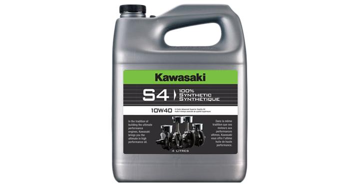 Kawasaki S4 10W40 - 4 Litre detail photo 1