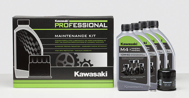 M4 Professional Maintenance Kit detail photo 1