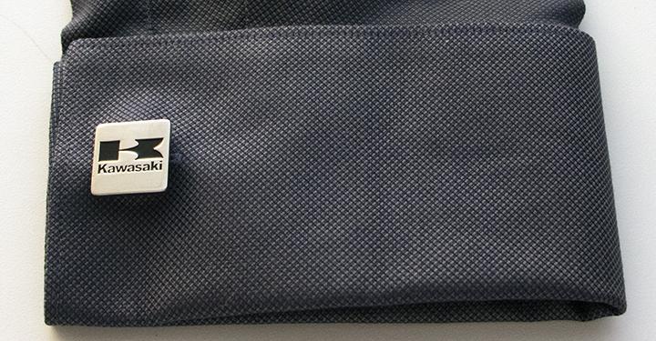 Kawasaki Cuff Links detail photo 1