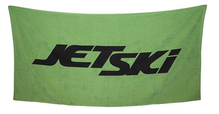 Jet Ski Beach Towel detail photo 1