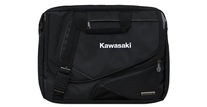 Kawasaki OGIO Voyager Messenger Bag detail photo 1