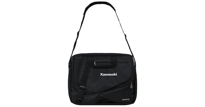 Kawasaki OGIO Voyager Messenger Bag detail photo 2
