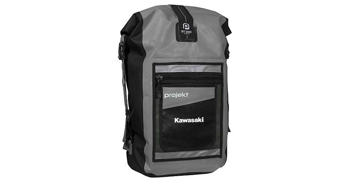 Kawasaki Projekt 30L Waterproof Backpack detail photo 1