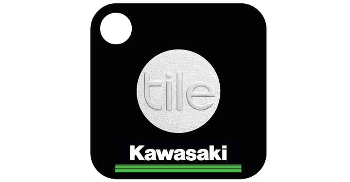 Kawasaki Tile Mate detail photo 1