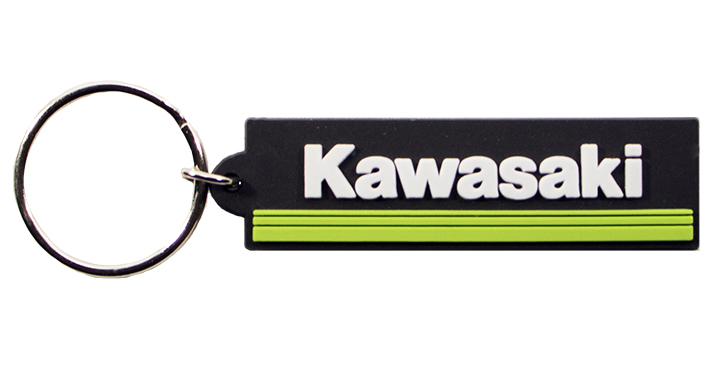 Kawasaki Key Chain detail photo 1
