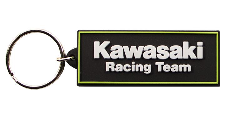 Kawasaki Racing Team Key Chain detail photo 1