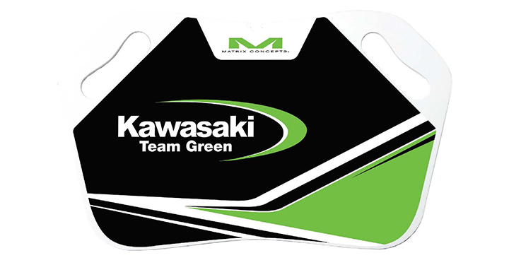 Kawasaki Matrix M25 Pit Board detail photo 1
