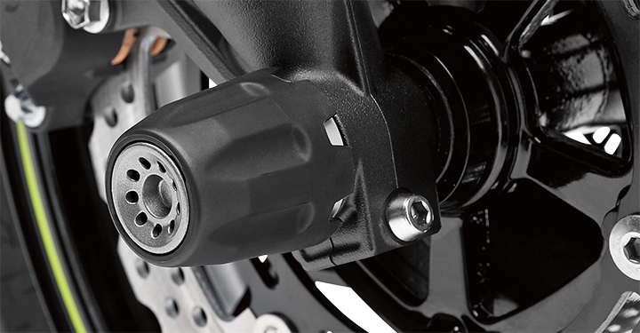 Front Axle Sliders detail photo 1