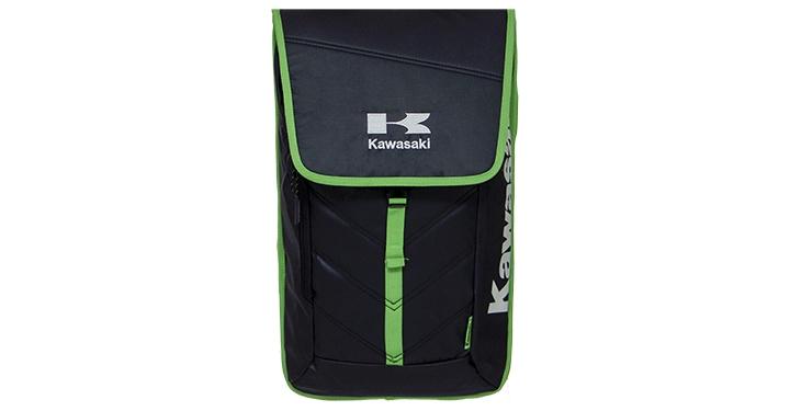 Kawasaki Slim Backpack detail photo 1