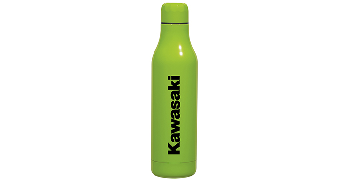 Kawasaki Water Bottle, Green detail photo 1