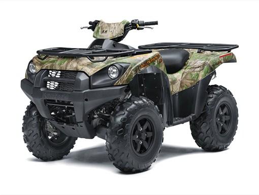 BRUTE FORCE 750 4x4i EPS CAMO