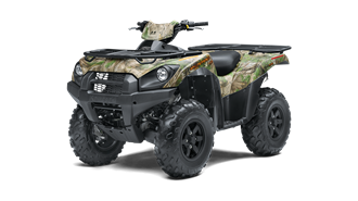 BRUTE FORCE 750 4x4i EPS CAMO