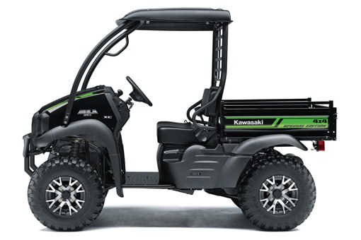 2018 MULE SX XC Special Edition