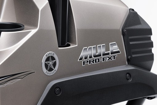 2018 MULE PRO-FXT EPS RANCH EDITION