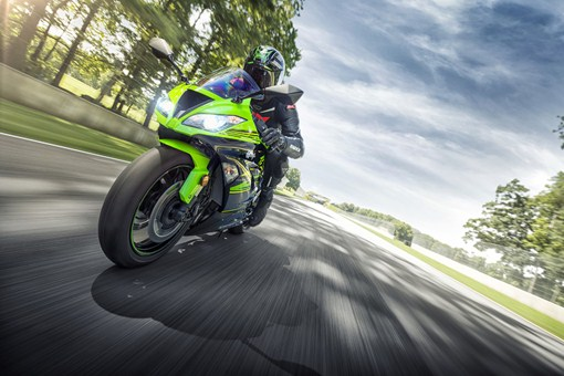 2018 Ninja ZX-6R ABS Kawasaki Racing Team Edition