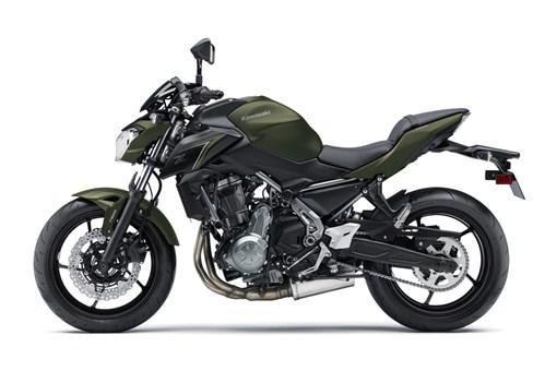 2018 Z650 ABS
