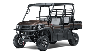 MULE PRO-FXT EPS RANCH EDITION