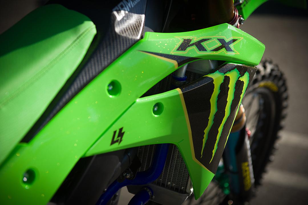 Monster Energy Kawasaki Pro Circuit