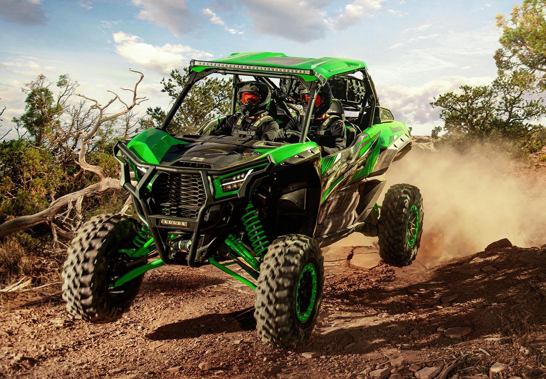 Kawasaki Teryx Side X Side Your World Your Adventure