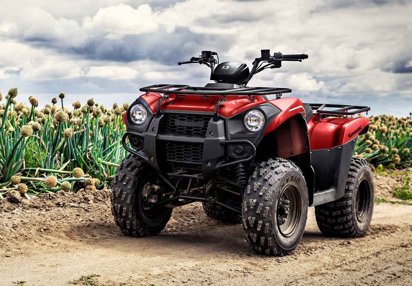 Kawasaki BRUTE FORCE 300 | Sport Utility ATV | Sporty Four-Wheeler